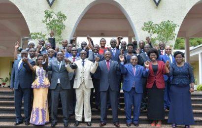 Le Chef de L'Etat satisfait des réalisations de la législature 2015-2020